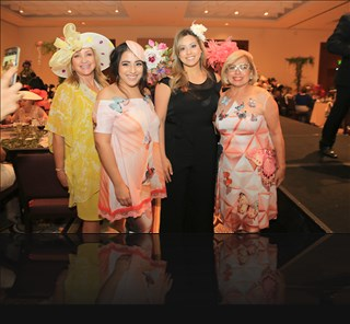 "Metamorfosis ""Annual Hat Show"": Socialites for a Cause"