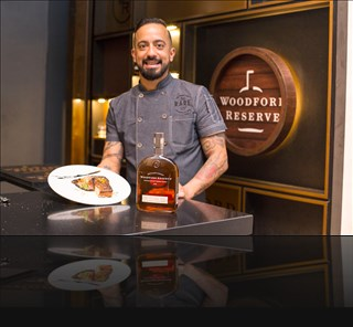 Woodford Reserve pairs with Rare 125