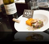 Rare 125 Wine Pairing Dinner Series